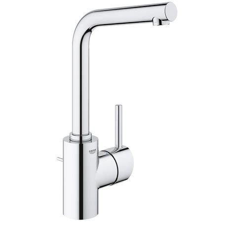 grohe single handle bathroom faucet grohe concetto single hole single handle bathroom faucet