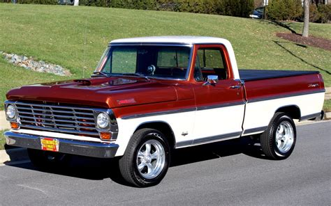 0 1969 pickup trucks old car and truck pictures 1967 ford f100 pickup buy sell make offer