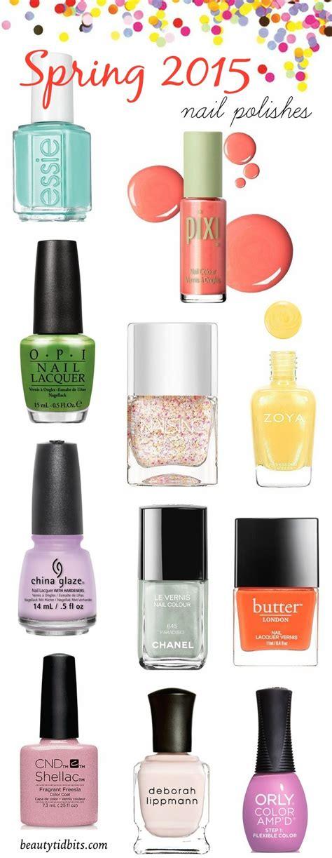 13 new spring nail colors best nail polish shades for spring 2015 10 spring nail polishes you need to rock this season