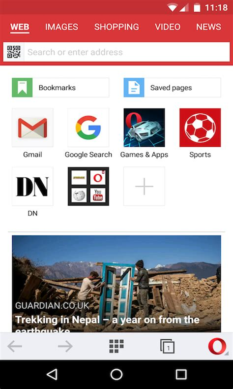 free operamini apk free opera mini web browser apk for android getjar