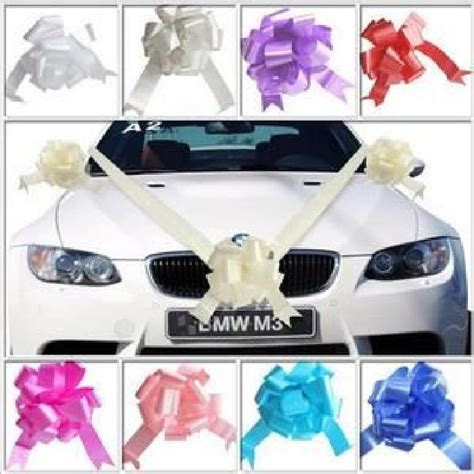 Kit Decoration Voiture Mariage by Decoration Voiture Mariage Le Mariage