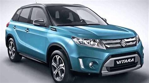 Suzuki Gran Vitara by Suzuki Grand Vitara 2015 Model