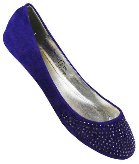 womens lovely bright pink blue purple faux suede sequin