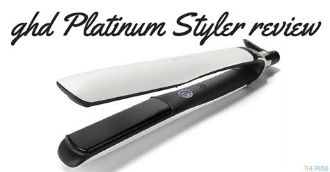 Hair Styler Reviews by Ghd Platinum Styler Review The Fuss