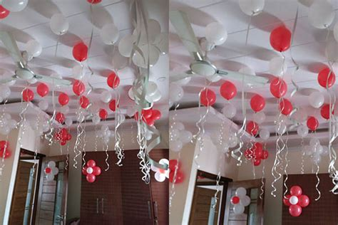 anniversary decoration ideas home 1000 simple anniversary decoration ideas at home