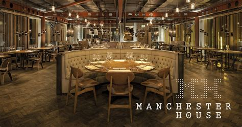 House Restaurant by Manchester House Restaurant Manchester