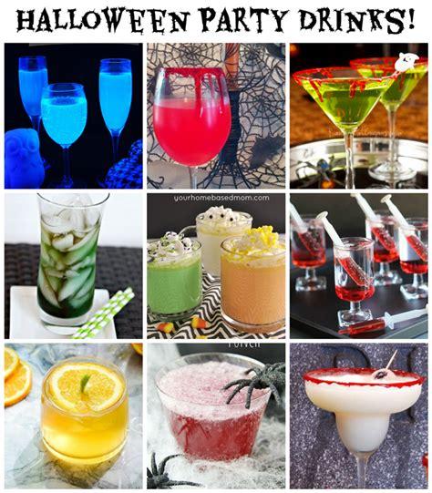 halloween non alcoholic drink ideas