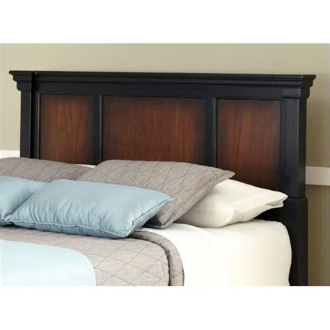 king headboard cherry hawthorne collections king panel headboard in black cherry