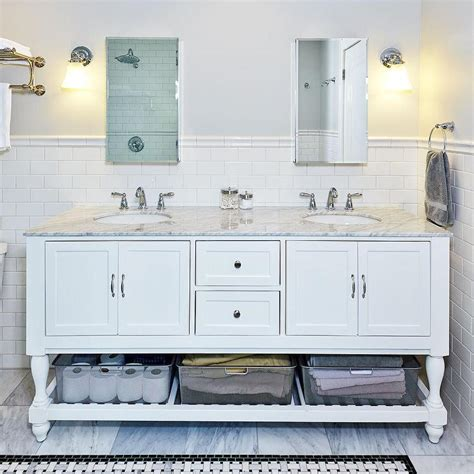 bathroom vanity with legs white washstand with turned legs and shelf transitional