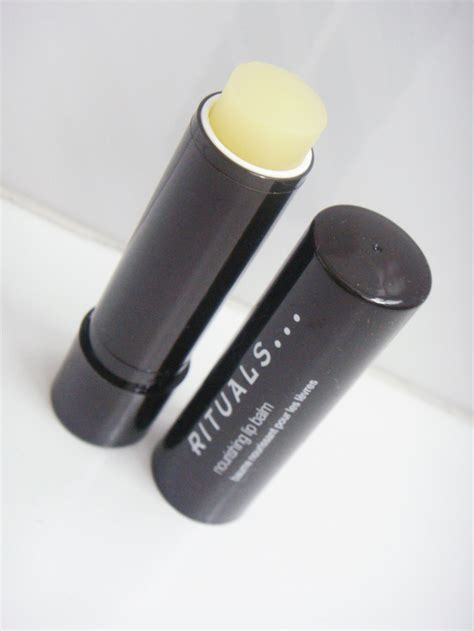 Shelf Of Lip Balm by Rituals Make Up Stash Stylelab