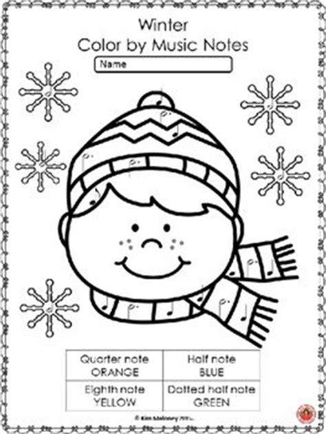 music dynamics coloring pages winter music activities color by music symbols music