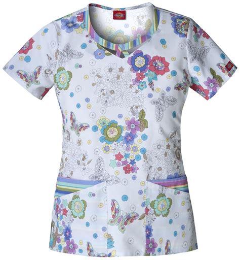 cute pattern scrubs 17 best images about summer scrubs dickies on pinterest