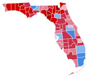 florida electoral map united states presidential election in florida 2016