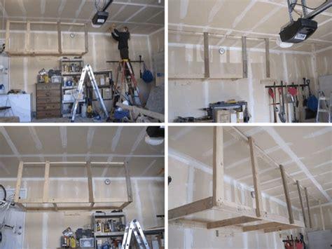 DIY Garage Storage Ideas DIY Projects Craft Ideas & How To