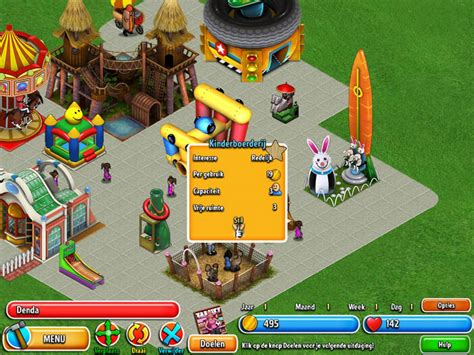 theme park builder dream builder amusement park speel leuke spelletjes