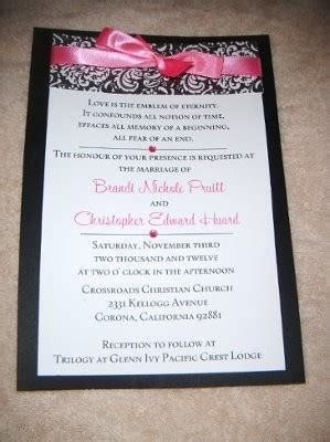 vista print invitations weddings style and decor wedding forums weddingwire
