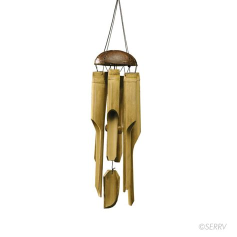 Eco Bamboo Wind Chime by Bamboo Wind Chime