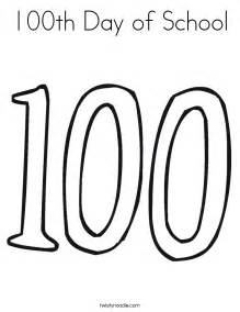 100 coloring pages for 100th day of school coloring page twisty noodle