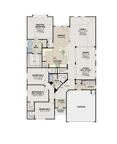 ryland homes orlando floor plan awesome ryland homes orlando floor plan new home plans