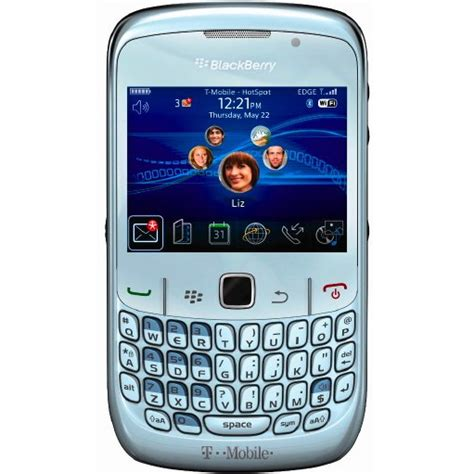Hp Bb Gemini White blackberry gemini priced 130 on t mobile