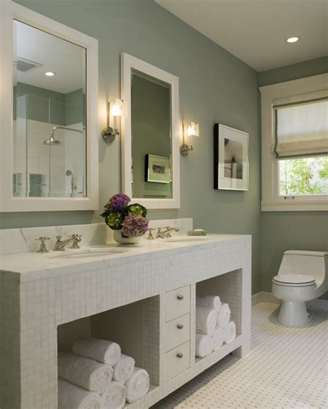 green bathrooms sage green bathroom contemporary bathroom coddington