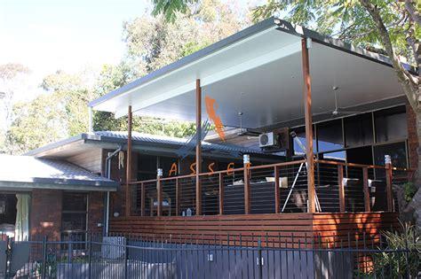 Home Garage Design Ideas brisbane amp ipswich high level timber decking deck