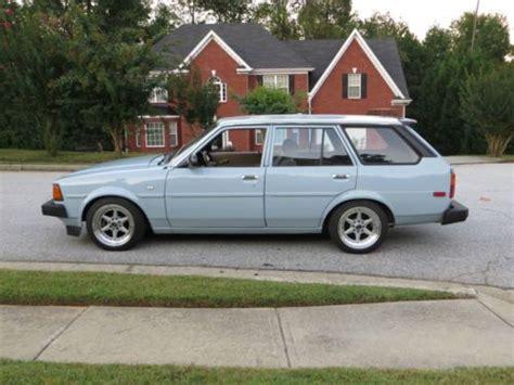 1983 toyota corolla station wagon sell used 1983 toyota corolla wagon lowered rims mikuni
