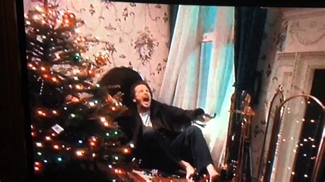 home alone marv steps on ornaments youtube