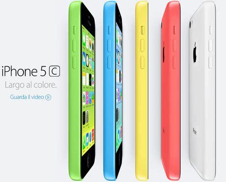 Casing Iphone 5c Promo M E iphone 5c ecco il primo promo ufficiale paperblog