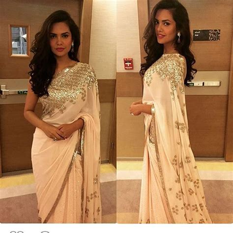 Syarina Pink Soft Abu Dress Bruklat egupta in muted soft pink saree evening wear 2015 dresses
