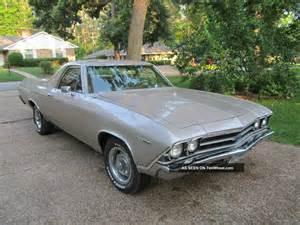 1969 Chevrolet El Camino 1969 Chevy El Camino