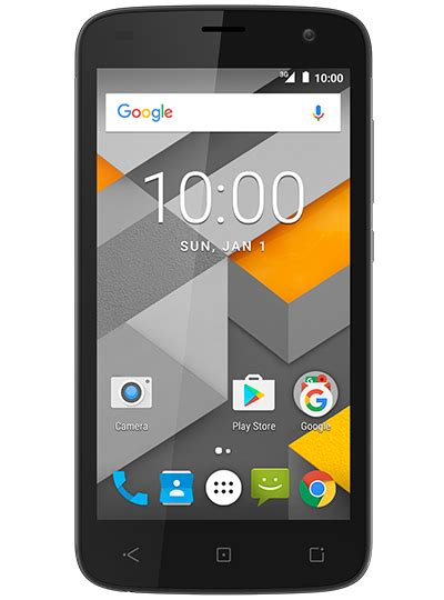uticon steker s20 black grey altice s20 smartphone by sfr