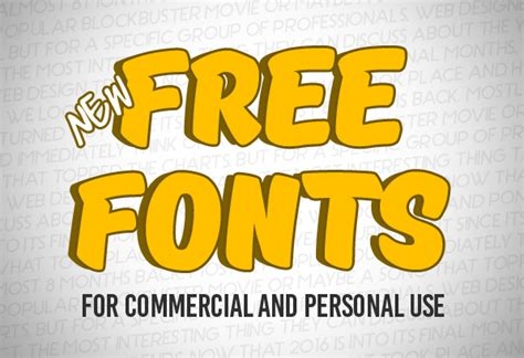 free logo design commercial use new free fonts for commercial use fonts graphic design