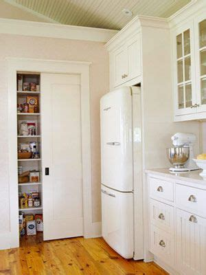 pocket door pantry for the home kitchen