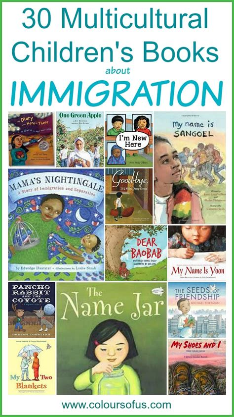 multicultural picture book 30 multicultural picture books about immigration colours
