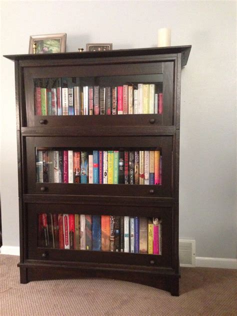 banister bookcase by organizing ideas