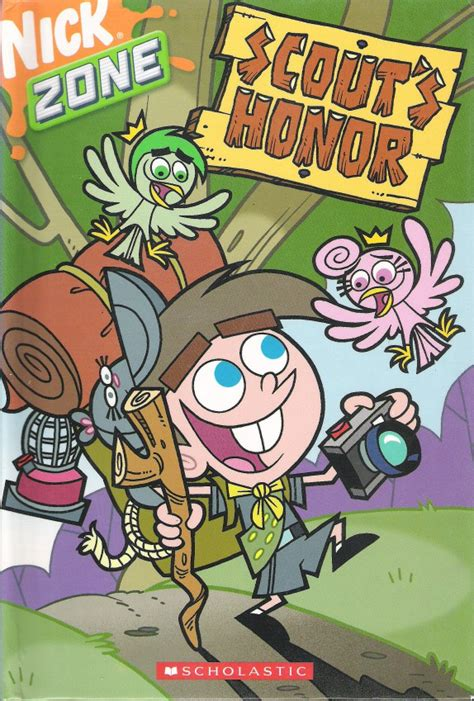scout s honor books scout s honor book fairly parents wiki timmy