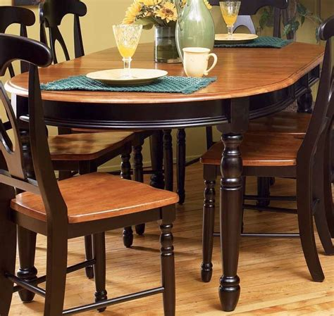 extendable oval dining table british isles 76 quot honey espresso extendable oval dining