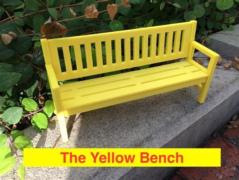 the yellow bench yellow bench for mating 3dshare