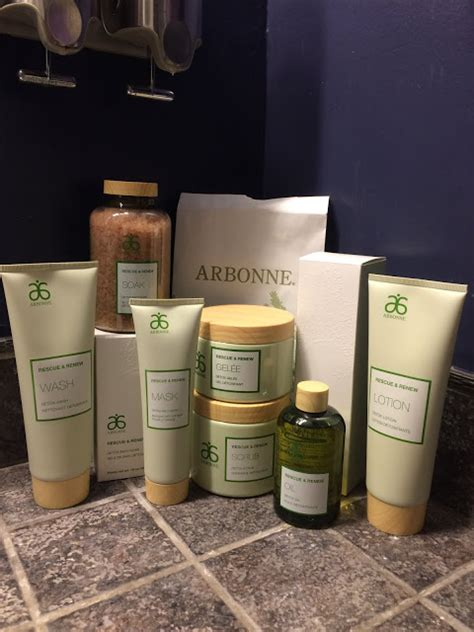 Rescue Renew Detox Lotion by Hmm About Trying Arbonne Rescue Renew