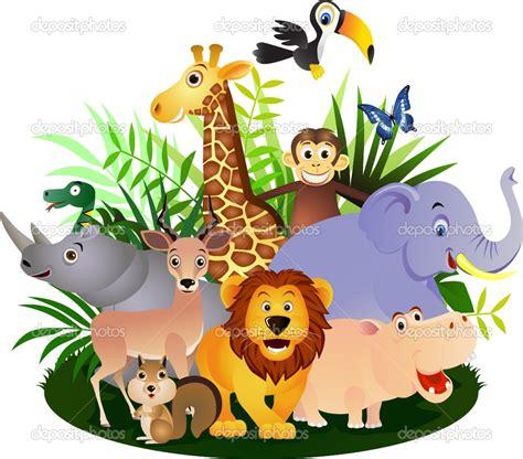 safari cartoon cartoon safari animals www imgkid com the image kid