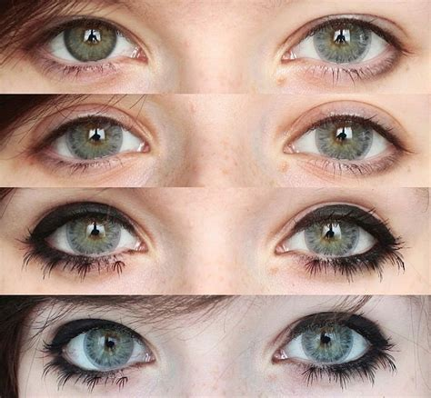 light grey contact lenses 212 best grey colored contacts images on pinterest