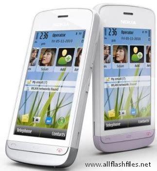 nokia c5 03 mobile software free nokia c5 03 rm 697 flash file firmware mcu ppm