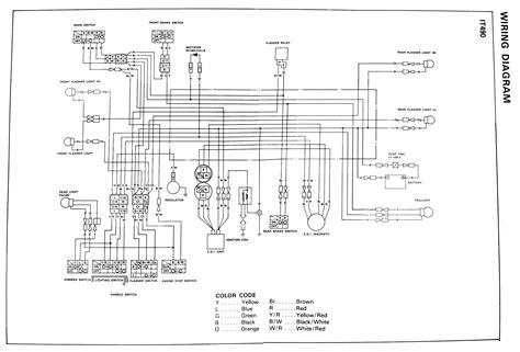 wiring diagram motor yamaha mio inspiration wiring diagram