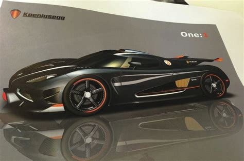 Fastest Car Koenigsegg Koenigsegg One 1 To Become World S Fastest Car