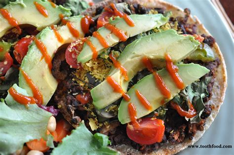 Mexican Pizzas: Gluten Free and Vegan   Garden Fresh Foodie