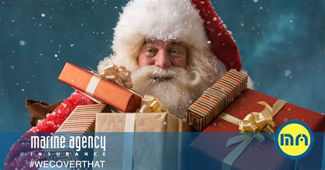 This is Why Santa Needs Performers Insurance   Marine Agency