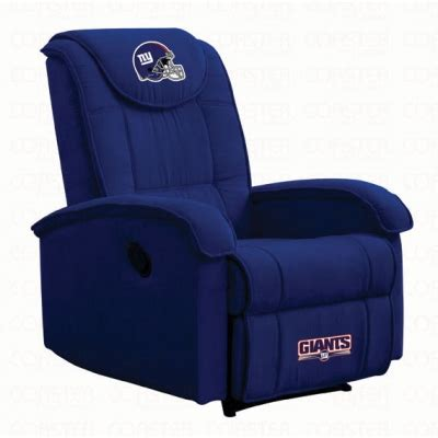 ny giants recliner new york giants recliner stargate cinema