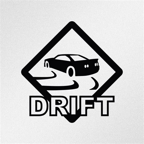 Window Decals Jdm by Drift Road Sign Jdm Car Body Window Bumper Vinyl Decal