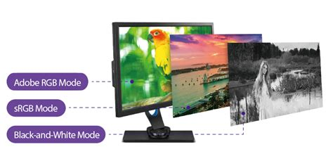 Benq Sw2700pt Monitor For Photographer Ips High Definition Led benq sw2700pt refurbished color accurate photo monitor